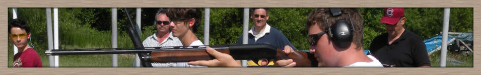 Lafayette Gun Club offers many juniors programs for students aged 5 to 18 from Air Rifles to Shotguns.